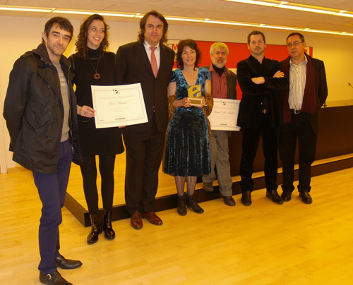 V PREMIO EL ESPECTACULO TEATRAL