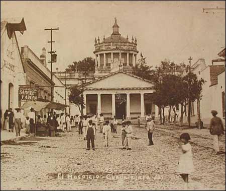 Antiguo Hospicio de Guadalajara